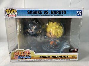 Funko Pop! Animation: Naruto - Naruto vs. Sasuke Vinyl Figure Box Damage