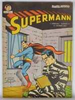 Buntes Allerlei Originalheft Band 43 - SUPERMAN - Aller Verlag 1953 - Z: 2