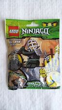 9551 Lego Ninjago Black Ninja Kendo Cole Booster Pack minifigure polybag set