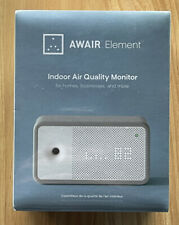 Awair Element Indoor Air Quality Monitor - Planet Watch Compatible mining