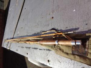 Hardy C C de France Trout Fly Rod. 9'