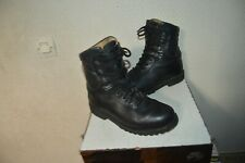 CHAUSSURE BOOTS RANGERS ARGUEYROLLES ARMEE FRANCAISE TAILLE 36 BOTTES CUIR