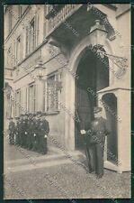 Como Turate Casa Veterani Militari cartolina QK3911