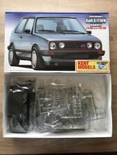 VW GOLF GTI 16V RABBIT MK2 DUB * UK STOCK FUJIMI PLASTIC MODEL KIT 1;24 SCALE