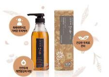 Whamisa Organic Seeds Hair Shampoo for Dry Scalp  (pH 4.5) 500ml EWG Verified