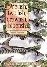 One Fish, Two Fish, Crawfish, Bluefish: The Smithsonian Sustainable Seafood Cook