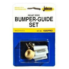 Pocket Door Bumper/Guide Set