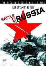 WHY WE FIGHT SERIES DVD_BATTLE OF RUSSIA _WAR HISTORY
