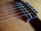 TremoloMute String Mute for Classical Guitar, Nylon string guitar by Rosette