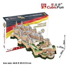 CASTLE OF HOHENZOLLERN 3D PUZZLE 185 PIECES CFMC232H