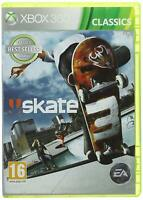 Skate 3 Classic Edition (Microsoft Xbox 360, 201) COMPLETE RARE EA 16+ XBOXLIVE