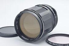"""Excellent++"" Pentax Super Takumar 135mm f/2.5 MF Lens M42 Mount from Japan B281"