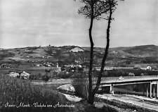 Cartolina Pascomonti Panorama con Autostrada