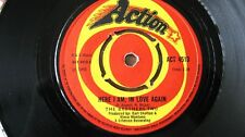 """BROTHERS TWO """"HERE I AM IN LOVE AGAIN"""" ORIG U.K. ACTION DANCER EX+ LOVELY COPY"""