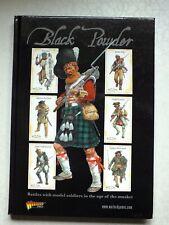 Schwarz Pulver: Kämpfe mit Modell Soldaten im Zeitalter der Muskete