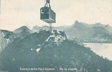 Brazil Posted Printed Collectable South American Postcards
