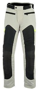 Pantalones perforados de verano para moto (Unisex)