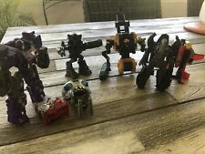 Transformer Hasbro Lot used with extras