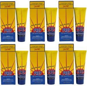 PREP Original Formula Dermoprotektive Hautcreme Tube 6 x 75ml
