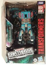 Hasbro Transformers Earthrise Doubledealer Leader Class WFC-E23 New!