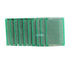 5pcs Prototype PCB Double Side Bread board Tinned Universal 40x60 mm FR4 New