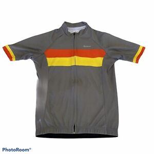 Cadence Race Fit Made In Italy Collection Cycling Jersey - Medium