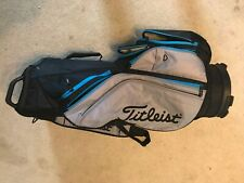 New listing Titleist 14 Way Stand Bag/Cart Hybrid Golf Bag - Used - Good Condition