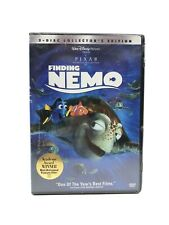 Finding Nemo (Two-Disc Collector's Edition) - Dvd - Sealed Pixar Disney