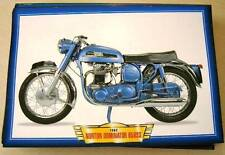 NORTON DOMINATOR 650SS 650 VINTAGE CLASSIC MOTORCYCLE BIKE 1960'S PICTURE 1962