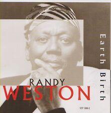 RANDY WESTON  CD EARTH BIRTH