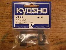 OT-55 Front Hubs - Kyosho Optima Mid Pure Ten Stinger GP-10 Turbo Optima Javelin