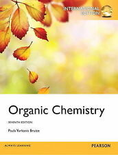 Organic Chemistry: International Edition, Bruice, Paula Yurkanis, Very Good Book