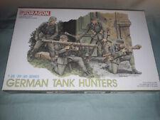 DRAGON 1/35 Panzerjagers 1944 - 1945 German tank hunters