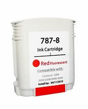 Pitney Bowes Compatible 787-8 Red Ink Cartridge for Connect+ Series Mailing Mach