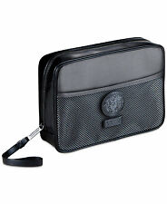Versace Parfums Men Case Pouch Shaving Dopp Kit Bag Cosmetic Bag
