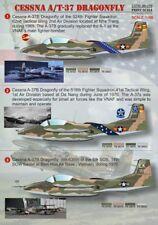 SCALA di stampa 1/48 CESSNA A-37/T-37 Dragonfly # 48076