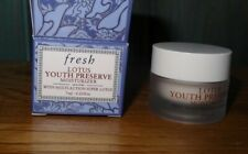 FRESH Lotus Youth Preserve Moisturizer 7 ml .23 fl oz Facial Face Cream Sample