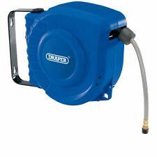Draper Tools Retractable Air Hose Storage Reel Pneumatic Hose System 12 m 15047