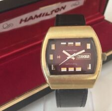 Orologio Watch HAMILTON Vintage Automatic Day Date with Box
