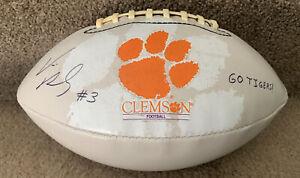 Gamemaster Signature Series Autographed Amari Rodgers Clemson Tigers Football