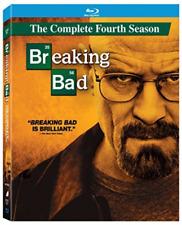 Jonathan Banks, Bob Odenkirk-Breaking Bad: Season Four  (UK IMPORT)  Blu-ray NEW