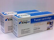 2 PK Compatible Toner for Samsung MLT-D104S fits ML1665 1865 SCX 3200 3205