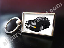 FORD SIERRA RS COSWORTH METAL KEY RING. CHOOSE YOUR CAR COLOUR.