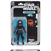 """Kenner Star Wars Black Series Vintage 40th 3.75"""" Death Squad Commander AU"""