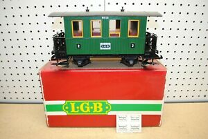 LGB 3106 WN Second (2nd) Class Passenger Car *G-Scale*