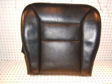 Mercedes Med C124 CE Cabrio Coupe R OR L seat BLACK lower Genuine 1 Cover,pad,T2