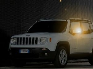 LED Addon Mirror Turnsignal Lights for 2015-2021 Jeep Renegade