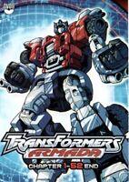 Transformers: Armada (VOL.1 - 52 End) ~ All Region ~ English Dubbed Version ~