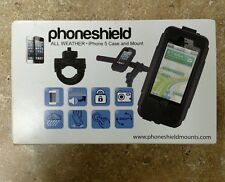High-Tech Motion iPhone 5 All Weather Case  & Mount for Handle Bars