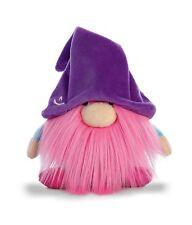 7.5� Zokki pink purple blue Aurora World Gnomlins Swedish Tomte,Sven Gnome Nwt